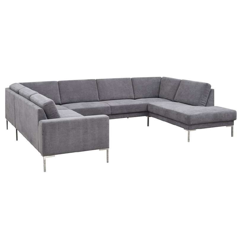 hjørnesofa med chaiselong model construct_3043