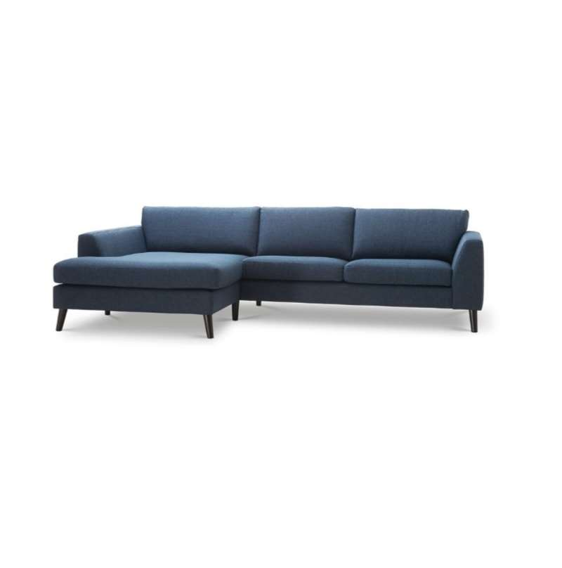 livo chaiselong sofa stof